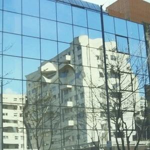 vidros refletivos
